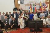 Conferencistas invitados de los diferentes países latinioamericanos