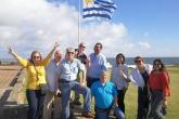 Foto de confraternidad en Punta del Este