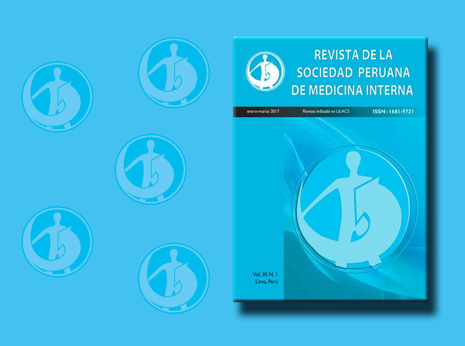 Revistas Spmi Sociedad Peruana De Medicina Interna